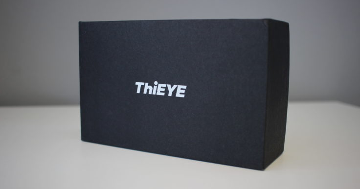 ThiEYE T5e Verpackung