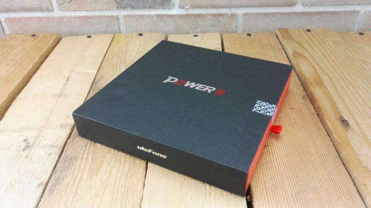 Ulefone Power 2 Smartphone Verpackung