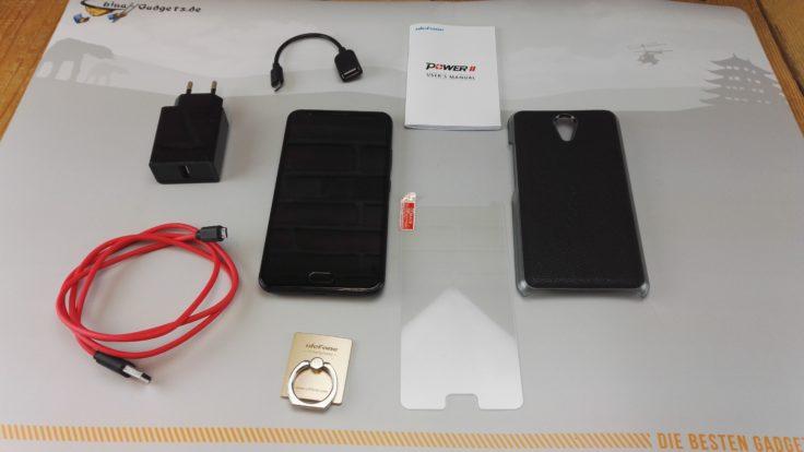 Ulefone Power 2 Zubehör