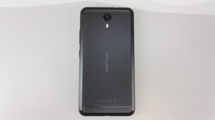 Ulefone Power 2 Akku
