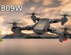 VISUO XS809W Quadrocopter