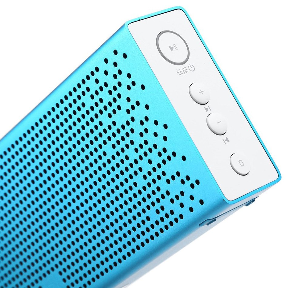 xiaomi metal box bluetooth 4 0 lautsprecher guter sound. Black Bedroom Furniture Sets. Home Design Ideas