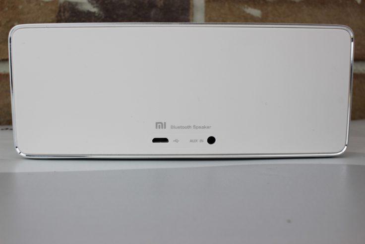 Xiaomi Soundbox 2 Anschlüsse