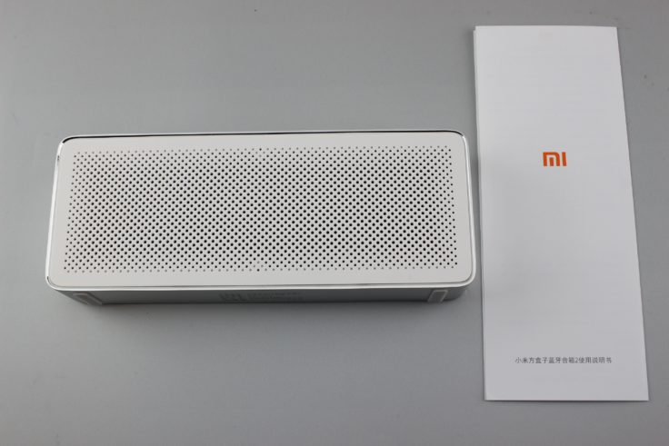 Xiaomi Soundbox 2 Lieferumfang