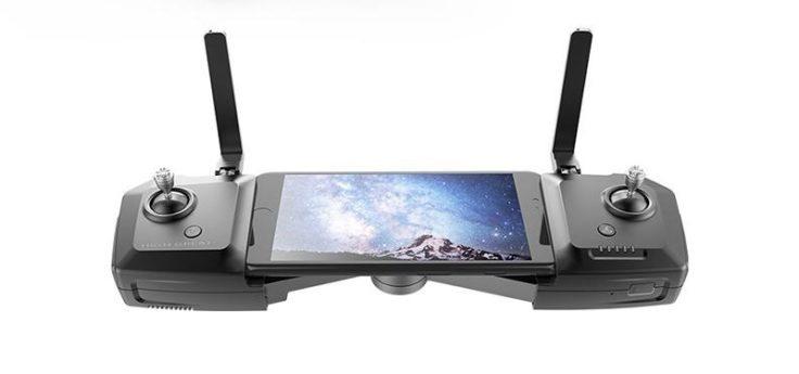 Zerotech Hesper Kamera Drohne Fernsteuerung mit Smartphone