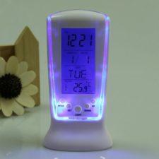 white calendar temperatur