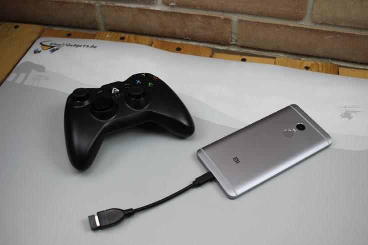 AUKEY Wireless Gamepad