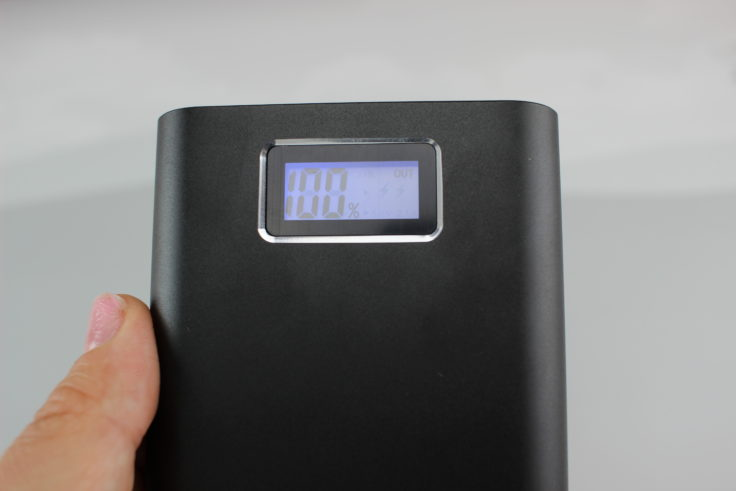 Askborg ChargeCube Powerbank Display