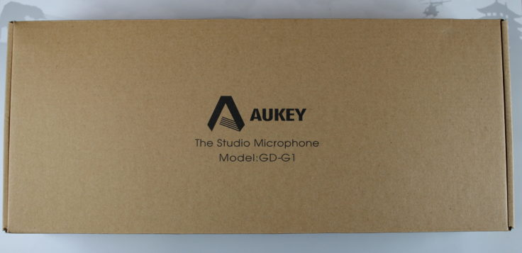 Aukey GD-G1 Verpackung