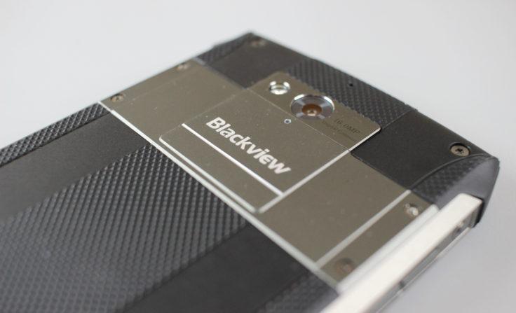 Blackview BV8000 Pro Kamera schräg nah