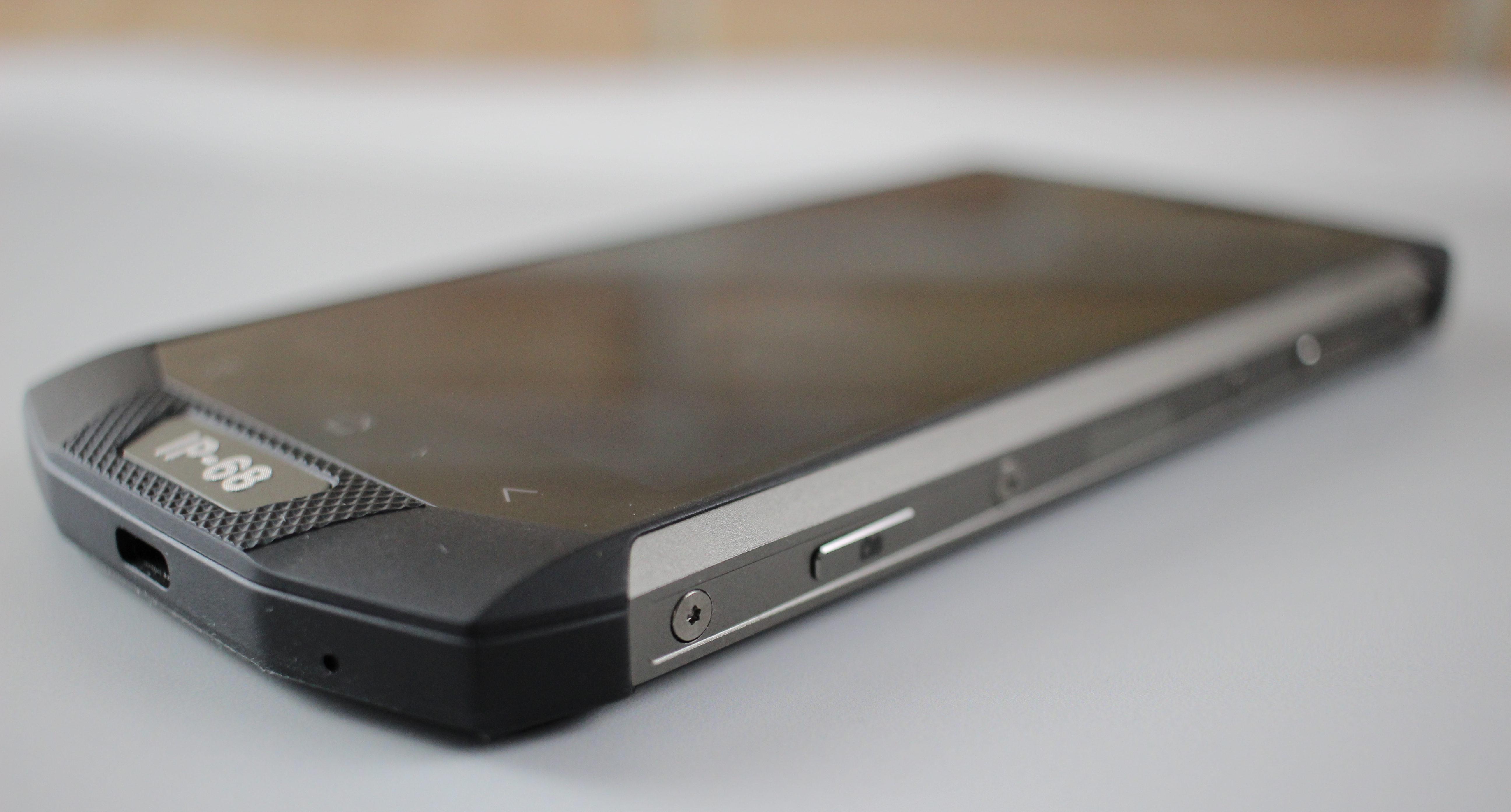 Blackview bv8000 pro wasserdichtes outdoor smartphone im test