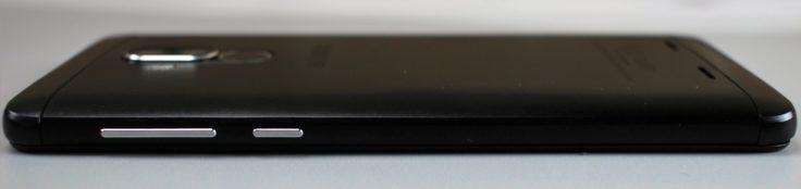 Bluboo D1 Smartphone Seitenansicht
