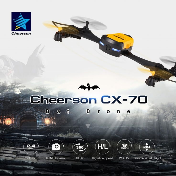 Cheerson CX-70 Drohne