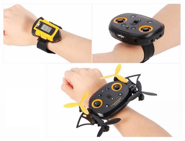 Cheerson CX-70 Drohne Handgelenk