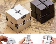 Fidget Infinity Cube Beitragsbild