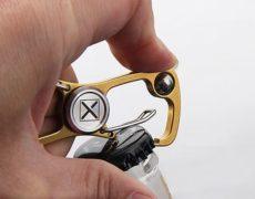 Fidget Spinner Flaschenöffner Schlüsselanhänger