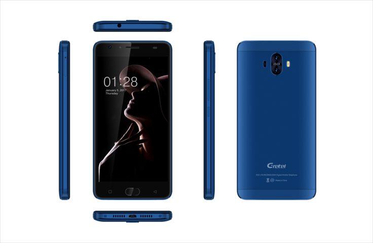 Gretel GT6000 in Blau