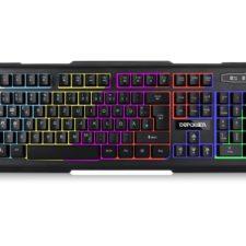 LED Gaming Tastatur