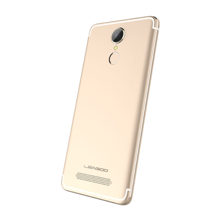 Leagoo M5 Edge Hardware