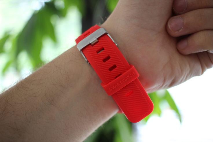 NO.1 G8 Armband und Verschluss