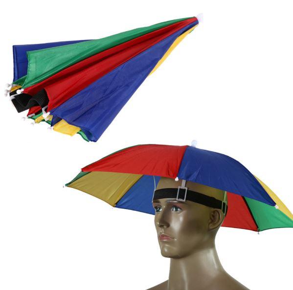 Schirmhut Sonne Regen Sommer