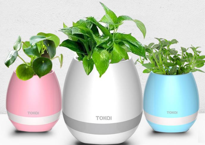 TOKQI K3 Blumentopf Bluetooth Speaker