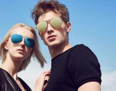 Mann und Frau Xiaomi Mi TS Sonnenbrille