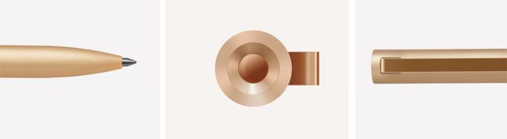 Xiaomi Metall Kugelschreiber Design
