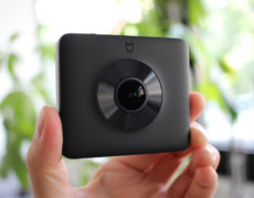 Xiaomi Mijia Panorama Camera in Hand