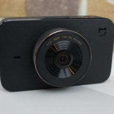Xiaomi Mijia Dashcam in Frontansicht