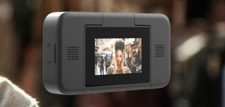 YI Horizon VR180 Camera 3D-Kamera Touchscreen