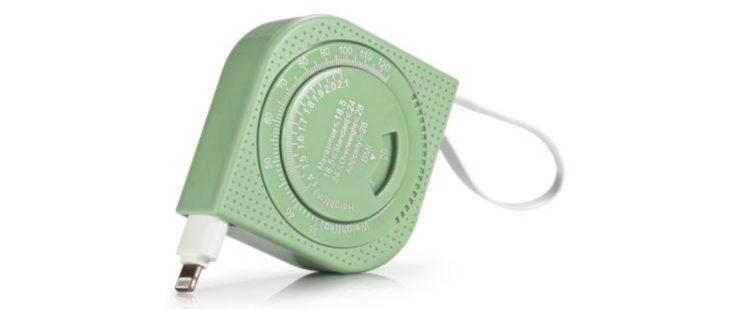 USB Kabel mit BMI Rechner