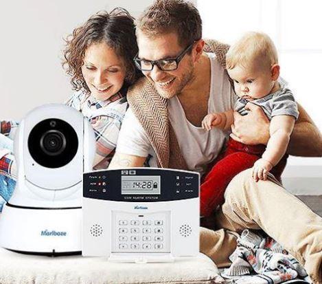 Überwachungskamera Baby