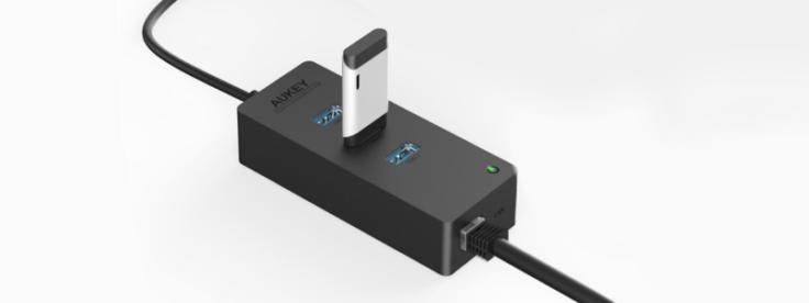 AUKEY USB 3.0 Hub