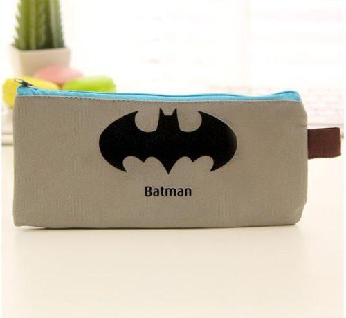 Mäppchen mit Batman Logo