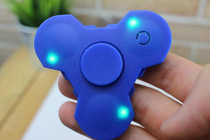 Bluetooth Lautsprecher Fidget Spinner