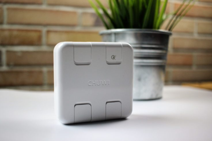 CHUWI USB Dock in Frontansicht