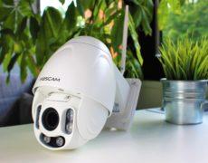 Foscam FI9928P auf Tisch