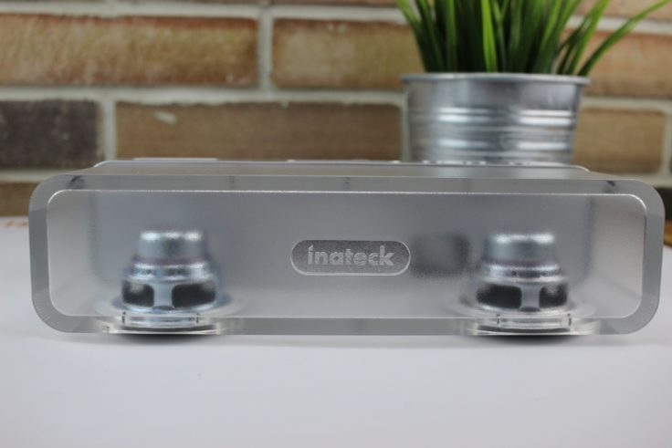 Inateck BP2003 Bluetooth Lautsprecher Oberseite