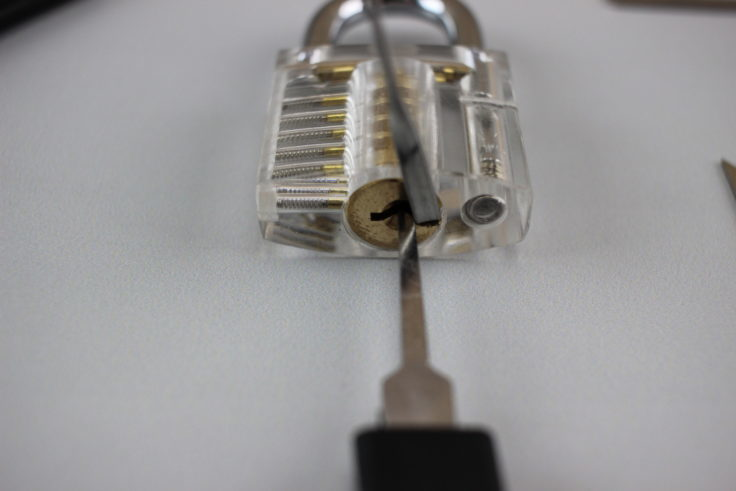 Lockpicking Übungsset