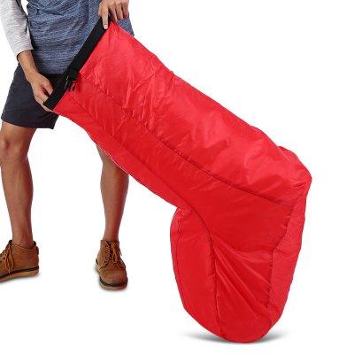 Luft-Stuhl rot