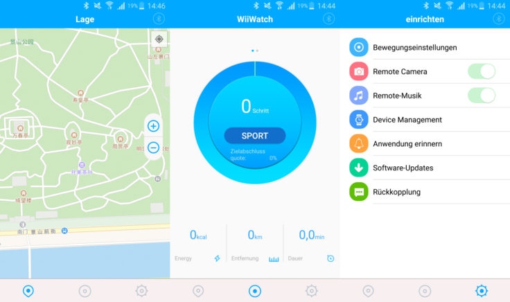Makibes Talk T1 App