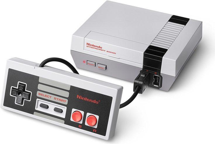Nintendo NES Mini Konsole