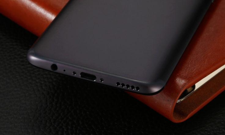 OnePlus 5 Smartphone Anschlüssen