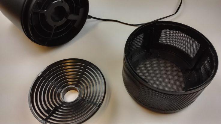 QM MBOX Elektrische Mückenfalle UV Licht Auffangbehälter