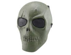 Totenkopfmaske für Paintball