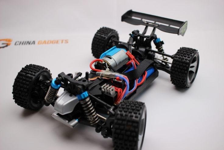 WLToys Vortex A959-A Motor