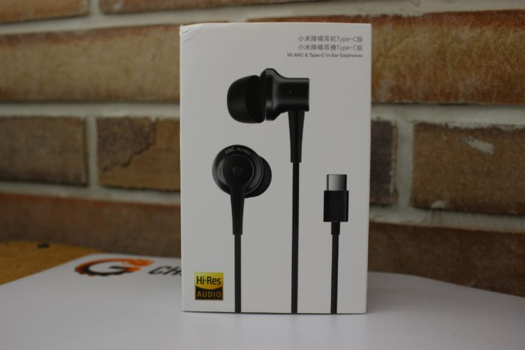 Xiaomi ANC In-Ears Verpackung