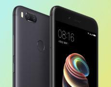 Xiaomi Mi 5X schwarz