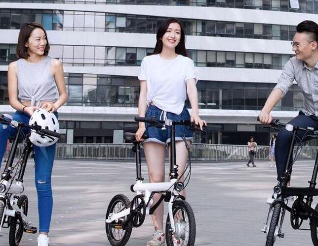 Xiaomi Mi Home Qicycle Elektrofahrrad Performance